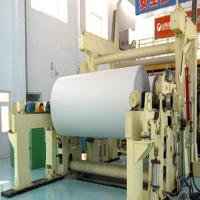 Wholesale Price of 2400mm A4 Paper Machinery Production Line from china suppliers