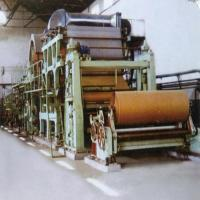 Buy cheap 3000mm 50T/day craft paper making machine from wholesalers
