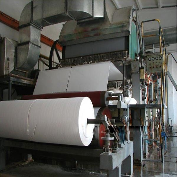 Quality 1575mm toilet tissue paper making machine for sale
