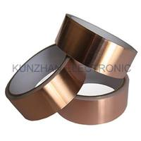 Wholesale Self-adhesive Copper Polyester Tape from china suppliers