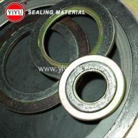 China SS304 graphite Wound Gasket with IR and OR on sale
