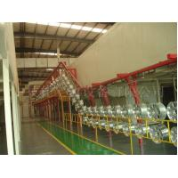 Wholesale Automotive wheel coating line Automotive wheel automatic spraying line from china suppliers