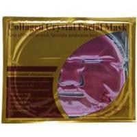 China Crystal collagen facial mask Collagen Crystal Red Wine Skin Care Facial Mask/ Face Mask on sale