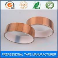 China Copper Foil Non-conductive Adhesive Tape For Stained Glass on sale