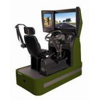 China Driver training simulator / driving simulation , driving lesson simulator on sale