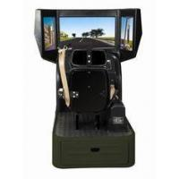 Quality City test driving simulator , 3D driving simulator lessons for sale