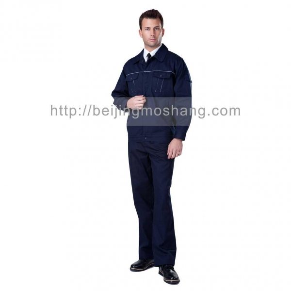 Quality Ordinary work clothes Flame retardant overalls for sale