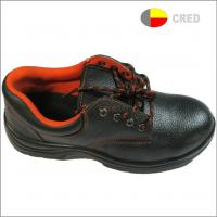 Buy cheap PU sole safety shoes T165 industrial safety work shoes from wholesalers