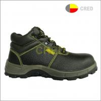 Buy cheap PU sole safety shoes T078H from wholesalers