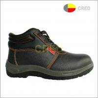 Buy cheap PU sole safety shoes T049 from wholesalers