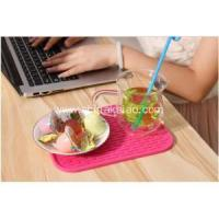 Wholesale Coaster Mat Made By Silicone from china suppliers