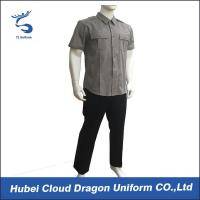 Buy cheap Multi Color Security Guard Uniform Police Tactical Uniform OEM & ODM Service from wholesalers