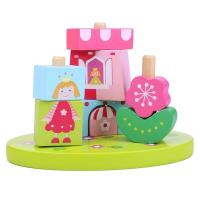 Wholesale Fairytale Oval Princess Blocks Building Toy from china suppliers