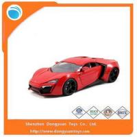 China Real Life OEM Polyresin car /Automobile Toy on sale