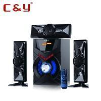 China CY A31 power subwoofer Home theatre speaker system Bluetooth party speaker on sale