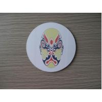 Wholesale Sublimation Blank MDF cork coaster from china suppliers