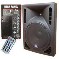 Wholesale Gem Sound PXA112T-USB Powered Speaker USB/SD from china suppliers