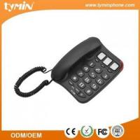 Wholesale 3 groups one-touch memories speakerphone big button telephone for elderly use(TM-PA026) from china suppliers
