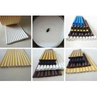 Buy cheap epdm foam self adhesive rubber seal strip from wholesalers