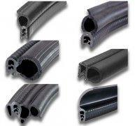 Buy cheap EPDM rubber PVC clip sheet seal strip from wholesalers