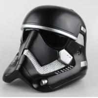 Wholesale Black 1/6 Scale Down Helmet Customized Plastic Hat Doll Toys from china suppliers