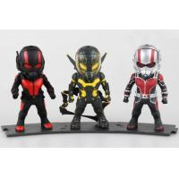 Wholesale Lovery Customized PVC Mini Action Figure Doll Kids Ant-Man Toys from china suppliers