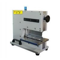 Buy cheap Small Pneumatic PCB Depaneling Equipment V Groove Cutting Machine 2000mm from wholesalers