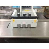 Buy cheap Three V Groove Cutting Machine PCB Depaneling Equipment 0.6mm-3.0mm Thickness from wholesalers