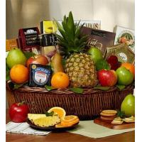 China Fruit & Cheese Gift Basket NO.3 shenzhen gift hamper delivery on sale