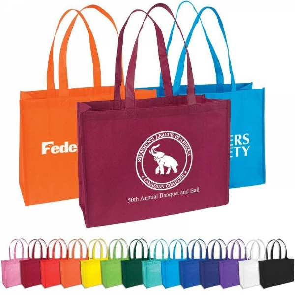 Quality Standard Non-woven Tote for sale
