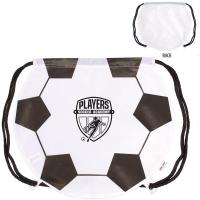 Wholesale GameTime!  Soccer Ball Drawstring Backpack from china suppliers