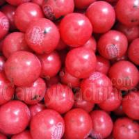 China Cherry Lime Gumballs on sale
