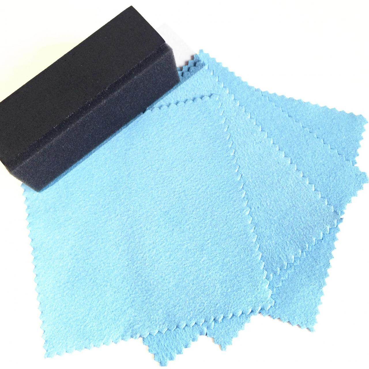 Buy cheap Suede Microfiber Cloth for Ceramic Coat from wholesalers