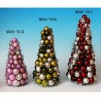 Buy cheap Artificial Christmas Topiary Tree from wholesalers
