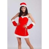 Buy cheap spring party flashing red xmas infant santa hat from wholesalers