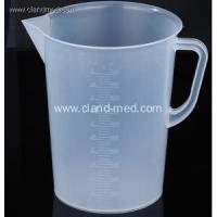 China Plastic measuring cup 5000ml on sale