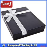 Wholesale Paper over Board Foil Blocking Luxury Box Packaging from china suppliers