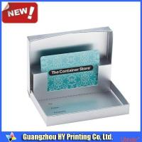Wholesale gift card holder box from china suppliers