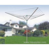 Wholesale Products outdoor 50m 4 arms rotary airer and clothes line from china suppliers