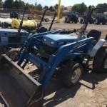 China Used Inventory New Holland 1320 with loader on sale