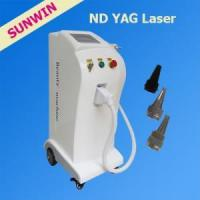 Wholesale Vertical laser machine / nd yag laser for tattoo removal /nd yag laser Q switch machine from china suppliers
