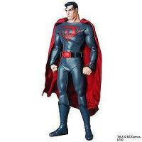 China DC Red Son Superman Previews Exclusive Real Action Heroes Action Figure on sale