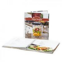 China Fresh Blends Recipe Book on sale