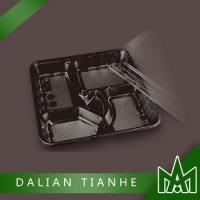 Wholesale High quality plastic food container compartment from china suppliers