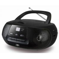 Wholesale Model No.: ZT-1018 Portable CD/MP3 player with USB/SD slot, with DAB+ Radio from china suppliers