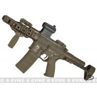 Buy cheap G&P MOTS M4 PDW Compact Airsoft AEG - Dark Earth from wholesalers