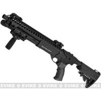 Buy cheap G&P M870 P.T.E. High Power Airsoft Tactical RIS Entry Shotgun - Black from wholesalers