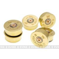 Buy cheap Lucky Shot USA 12 Gauge Magnets - Brass (Set of 5) from wholesalers