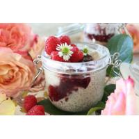 "China Peanut Butter"" and Jelly Overnight Chia Pudding on sale"