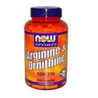 Wholesale Arginine & Ornithine, 500/250, 250 Capsules from china suppliers